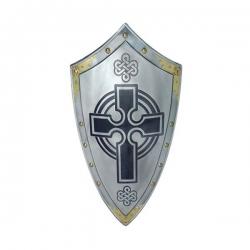 Štít Templáři Skotský Kříž