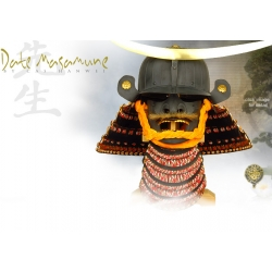 Samurajská Helma Date Masamune