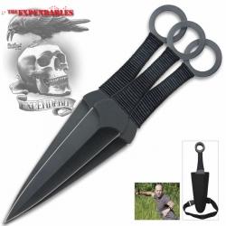 Expendables Vrhací Nože