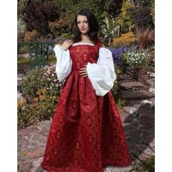 Renesanční Šaty Fleur de Lis