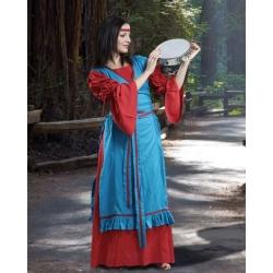 Středověké Šaty Gloriana