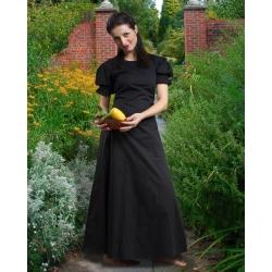 Středověká Košile Černá