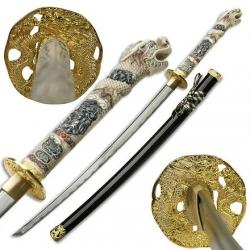 Highlander Katana Meč Masahiro