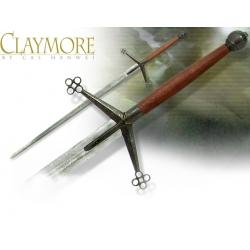 Claymore Sword Antiqued Hanwei SH2060N