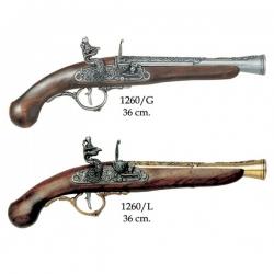Německá pistole 17. století