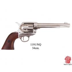 Revolver Colt US Kavalérie 1873 Nikl