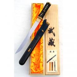 Musashi Tanto Black-Samurajská Dýka