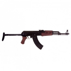 AK-47 Kalašnikov-Sklopná pažba