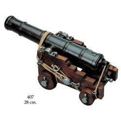 Britské Námořní Dělo 18. století