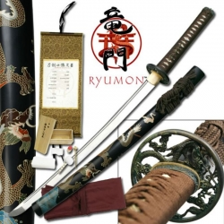 Ryumon Dragon Elite Wakizashi