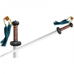Čínský Meč-Battle Gim Sword Damascus