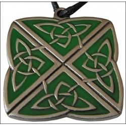 Keltský Přívěsek Zelený