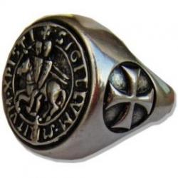 Prsten Templářů Pečeť