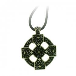Keltský Kříž v Kruhu