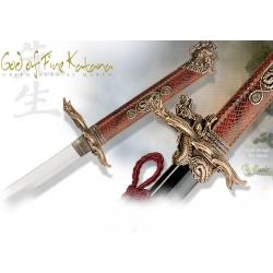 Katana of the God of Fire Marto-Japonský Meč