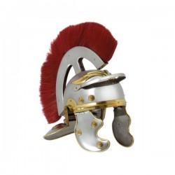 Římská Helma Centurion-Červená