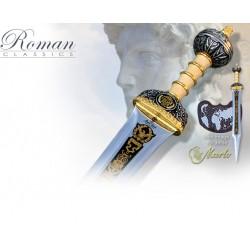 Deluxe Římský Gladius Julia Caesara