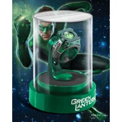 Green Lantern Prsten a Vitrína