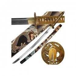 Musashi Glorious Dragon Katana-Samurajský Meč