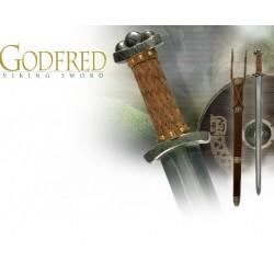 Vikingský Meč Godfred