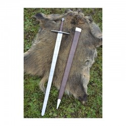 Bastard Meč Středověký Funkční
