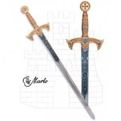 Templářský Meč Marto SPECIAL 2012
