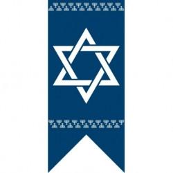 Prapor Izrael Davidova Hvězda