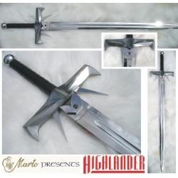Highlander Meč Kurgan
