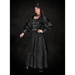 Šaty Steampunk Lady