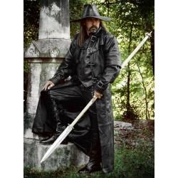 Kabát Kožený Warrior