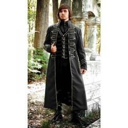 Kabát Černý Husar