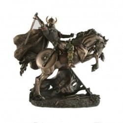Soška Viking Jezdecká