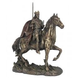 Král Artuš na Koni Soška