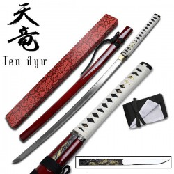 Zetsurin Katana Red Ten Ryu