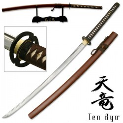 Musashi Katana Brown Ten Ryu