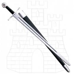 Templářský Meč Jednoruční Funkční