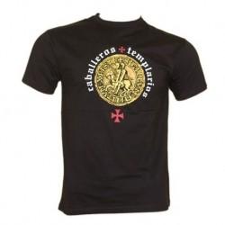 Tričko Templáři Pečeť