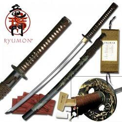 Ryumon Bamboo Katana RY-3202