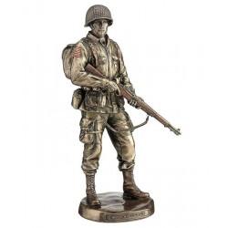 Americký Voják Soška