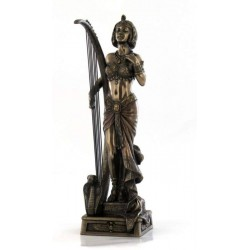 Kleopatra a Harfa Soška