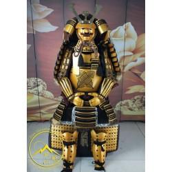Samurajské Brnění Císařské Zlaté