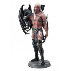 Pán draků fantasy soška