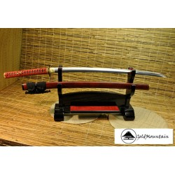 Red Dragon Tamahagane Katana