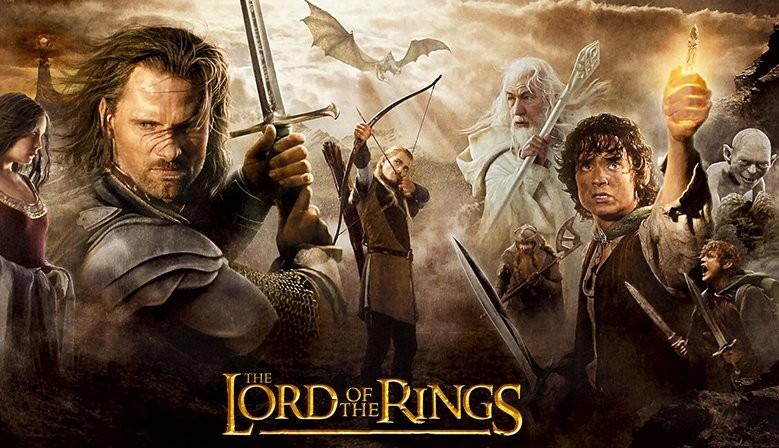 Meče Pán prstenů