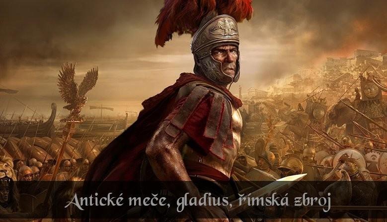 Antické meče - římské a řecké meče