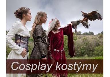 Fantasy Cosplay kostýmy