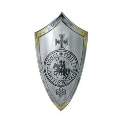 Štít Templářský Kříž a Znak