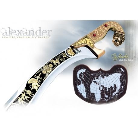 Meč Alexandr Veliký Deluxe