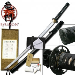 Ryumon Black Bamboo Samurajská Katana RY-3051