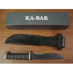 KA-BAR Nůž D2 Extreme Fighting Kůže